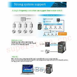 1.5KW 2HP 3Phase 380V Motor Speed Controller Variable Frequency Driver Inverter
