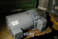 1 Hp Baldor 8000 RPM Variable speed Electric Inverter Motor withPiggyback Blower