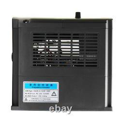 110/220V Variable Frequency Drive Filter Inverter VFD Motor Speed Vector NEW