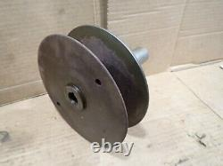12 Clausing Lathe Variable Speed Motor Pulley Assembly 5900 Series