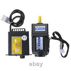 15W 220V AC Gear Reducer Motor 3RK15GN-C 6.9/125/415 RPM Variable Speed Motor Re