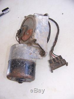 1966 1967 Dodge Charger Coronet Plymouth Gtx Variable Speed Wiper Motor #2770147