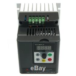2.2KW 380V 3 Phase Output VFD Variable Frequency Inverter Motor Speed Drive