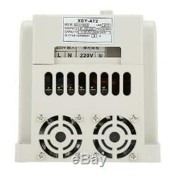 220V Variable Frequency Drive Speed Controller for Single-phase Motor AT2-0750X