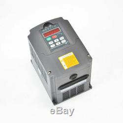 3KW 220V 4HP 13A Variable Frequency Inverter VFD Motor Speed Controller For CNC
