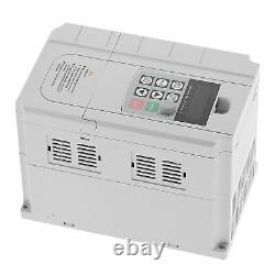 3Phase Output Variable Frequency Inverter Converter Motor Speed Control 4KW 6HP