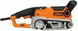 3in. Corded Belt Sander with Removable Bail Handles 1200-Watt Variable Speed Motor