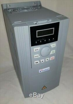 4kw 5.5HP IP20 single Phase 240V AC Motor Inverter Variable Speed Drive, New