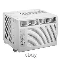 5,000 BTU Window Compact Air Conditioner Installation Kit Portable Lightweight