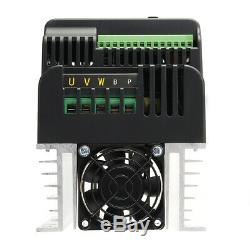 5.5KW 380V 3 Phase VFD Variable Frequency Drive Inverter Motor Speed