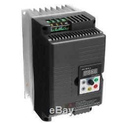5.5KW 380V 3 Phase VFD Variable Frequency Drive Inverter Motor Speed Controller