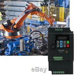 5.5kw 380V 3 Phase Motor VFD Variable Speed Drive Frequency Inverter Converter