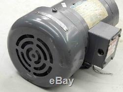 #6 MagneTek Variable Speed DC Motor 21742100 D710 3/4-HP 1750-RPM 180ArmV Shunt