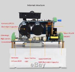 600-2800rpm Low rpm Motor Variable Speed AC Motor+ VFD Inverter AC220V 1.5KW