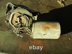 67 68 B C Body New Yorker Mopar Charger Variable 3 Speed Wiper Motor Works Oem
