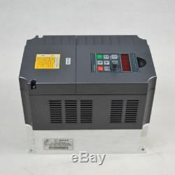 7.5KW 220V 34A Variable Frequency Drive Inverter VFD For Motor Speed Control