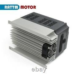 7.5KW VFD Variable Frequency Drive Coverter/Inverter 220V Motor Speed Control UK