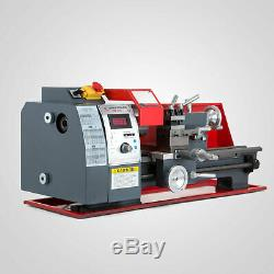750W 8X16 Processing Mini Metal Lathe Tooling Spindle DC Motor Variable Speed