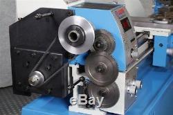 8x15 Precision Mini Metal-Lathe-Variable-Speed-Brush-Less-Motor