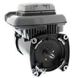 A. O. Smith ECM27SQU 2.7HP 230V Variable Speed Square Flange Pool Pump Motor
