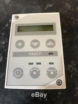 ABB ACS300 Series Upto 3KWith5HP/7.5A MOTOR VARIABLE SPEED CONTROLLER INVERTER VSD