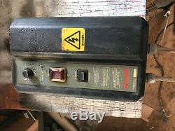 AC Inverter 240 volt single phase input to 3 phase motors with variable speed