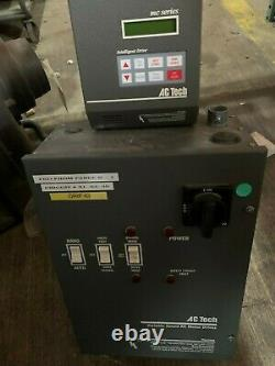 AC Tech Variable Speed AC Motor Drive MH450BG1356 5HP