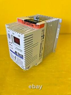 AC Tech Variable Speed AC Motor Drive TF220Y