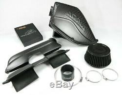 ARMA Carbon-Matt Airbox Air-Intake-Kit BMW 3-er E90 325i N52-Motor