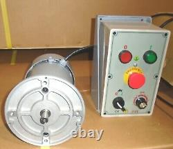 Accura Variable Speed D/c Motor & P/c Board From Swivel Head Metal Saw