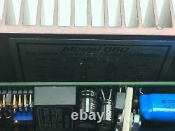 Acrison Model 060 Variable Speed DC Motor Controller Pn# 121-0449