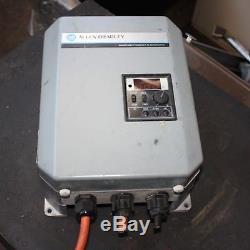 Allen Bradley Adjustable Frequency AC Motor Variable Speed Drive 0.75kW VSD