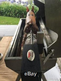 BBQ Spit Rotisserie Variable Speed Motor- 60kg capacity 2 year warranty