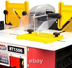 Bench Top Router Table with Built In Variable Speed Motor 240v COLLECTION ONLY