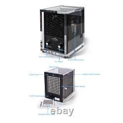 Ca 3500 Ozone Generator 6 Stage Air Purifier Variable 5 Speed Ultra Quiet Motor