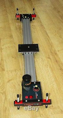 Camera slider motorised variable speed with fitted relay
