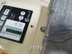Century Variable Speed Motor 60/50 Hz 208-230V 1 Phase 1.65 HP EPA16SQ
