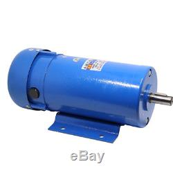 DC 220V 1200W 1800RPM Permanent Magnet DC Motor Variable Speed Control Motor