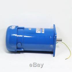 DC 220V 750W 1800RPM Permanent Magnet DC Motor Variable Speed Control Motor