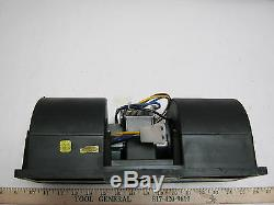 DCM Variable Speed Dual Centrifugal Blower 12 VDC (TA0030019)
