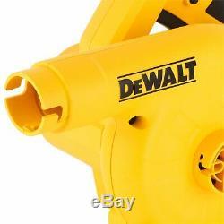 Dewalt 800W Corded Variable Speed Industrial Blower DWB800 220 V Powerful Motor