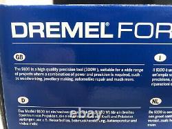 Dremel Fortiflex 9100-21 Hanging Motor Rotary Tool Drill Kit F0139100JB