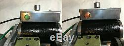 Emco Unimat SL, 230V with variable speed 200W electric motor (see video!)