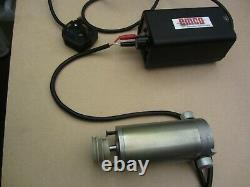 Emco Unimat Sl Variable Speed DC Drive Motor Perfect Working Order Nice Item