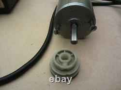 Emco Unimat Sl Variable Speed DC Drive Motor Perfect Working Order Very Quiet