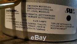 Emerson Variable Speed Motor For Goodman/Amana 0131M00111