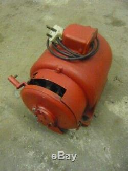 Extremely Rare Variable Speed/reversible Electric Motor -vintage/b. T. H. /240 Volt