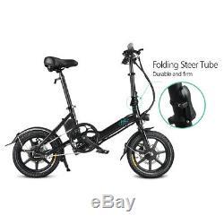 FIIDO D2/D3 Foldable Electric Bicycle Bike Moped E-Bike 250W Motor 25KM/h X1T7