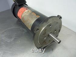 FINCOR 9310018TF Variable Speed DC Electric Motor 1 HP 1725 rpm 180 VDC (22253)