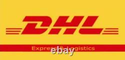 FedEx /DHLMini Metal Lathe 750W Brushless Motor Stepless Variable Speed 220V 4 J